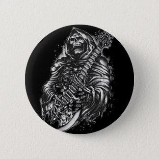Grim  Reaper Guitar Button