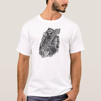 Grim  Reaper Guitar T-Shirt