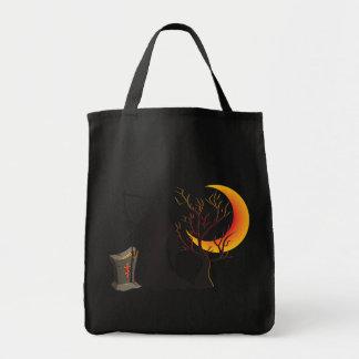 Grim Reaper Halloween Bags
