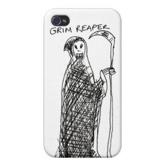 Grim Reaper iPhone 4 Case