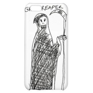 Grim Reaper iPhone 5C Case