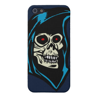 grim reaper iPhone SE/5/5s cover