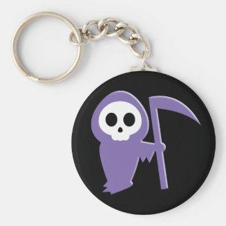 Grim Reaper Key Chain