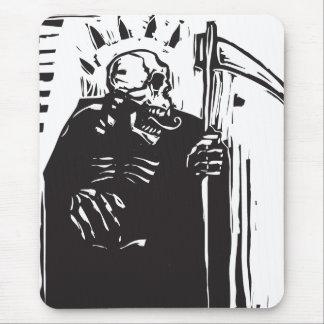 Grim Reaper Mouse Pad