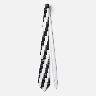 grim reaper neck tie