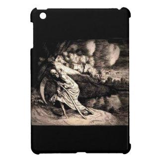 Grim Reaper on black ipad mini savvy case Case For The iPad Mini