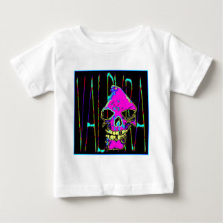Grim Reaper over VALPYRA  Pink by Valpyra Baby T-Shirt