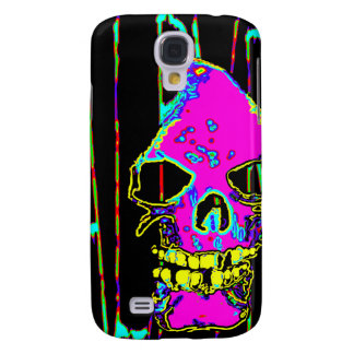 Grim Reaper over VALPYRA Pink by Valpyra Galaxy S4 Case