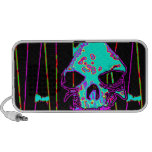 Grim Reaper over VALPYRA Turquoise by Valpyra PC Speakers