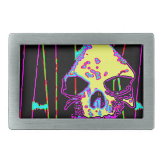 Grim Reaper over VALPYRA Yellow by Valpyra Belt Buckles