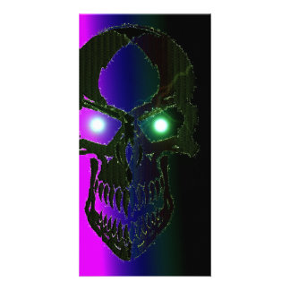 Grim Reaper Personalized Photo Card