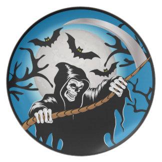 Grim Reaper Plate