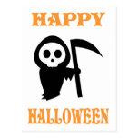 Grim Reaper Post Card