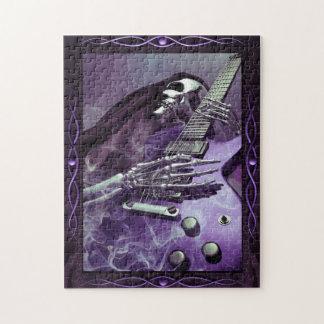 Grim Reaper's Guitar Puzzle