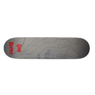 Grim Reaper Skate Board Decks