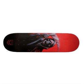 Grim Reaper Skate Deck by Morgan Designs