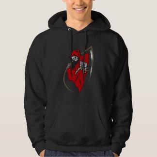 Grim Reaper Skull Hoodie