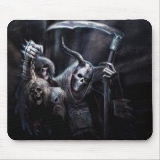 Grim Reaper Soul Stealer Mousepad