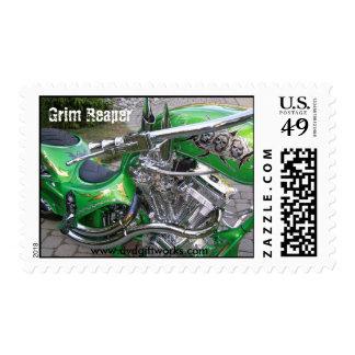 Grim Reaper Stamps