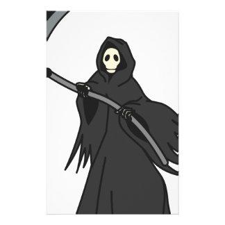 Grim Reaper Stationery