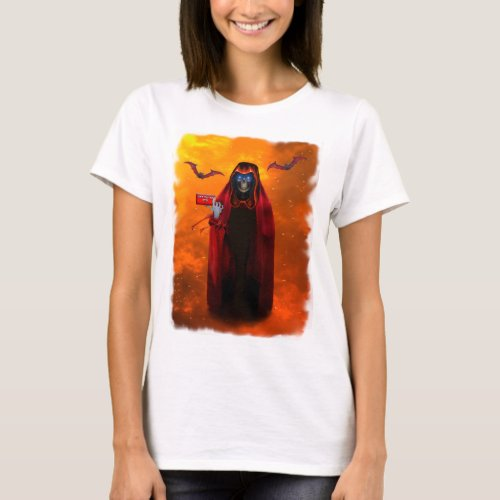 GRIM REAPER SUMMONS YOU T_Shirt