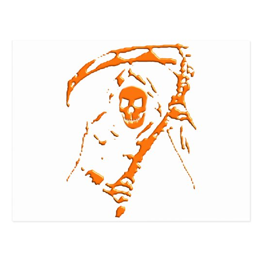 Grim Reaper T-Shirts and Gifts! Postcard