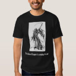 grim reaper, The Grim Reaper is coming for you! T-Shirt