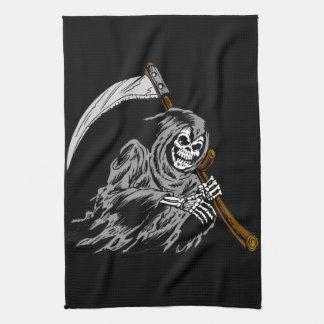 Grim Reaper Towel