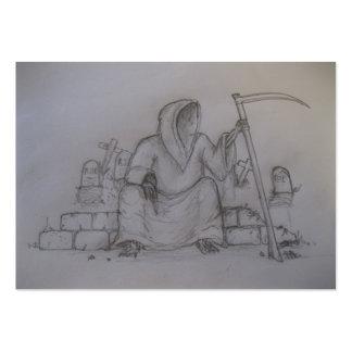Grim Reaper Trading Card