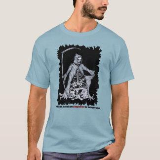 Grim Reaper Vegan Men's Tshirt