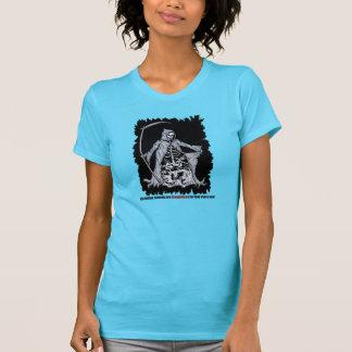 Grim Reaper Vegan Tshirt