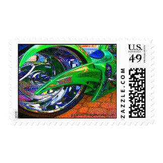 Grim Reaper Wheel Stamp