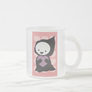 Grim Reaper with Heart Mug