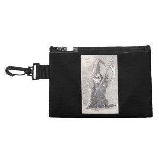 Grim Reaper's Daughter Azmerelda And Her Rat Glomp Accessory Bags