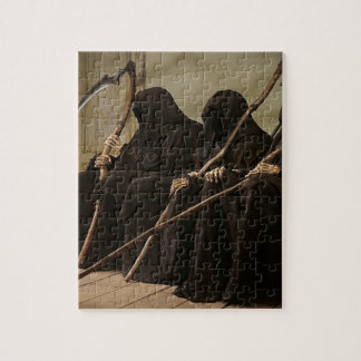 Grim Reapers Waiting For You Puzzle