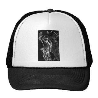Grimace Inverted Trucker Hat