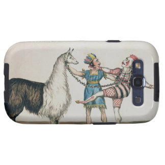 Grimaldi and the Alpaca, in the Popular Pantomime Samsung Galaxy SIII Cases