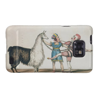Grimaldi and the Alpaca, in the Popular Pantomime Galaxy SII Covers