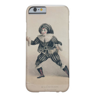 Grimaldi as Scaramouche, from the Commedia dell'Ar Barely There iPhone 6 Case