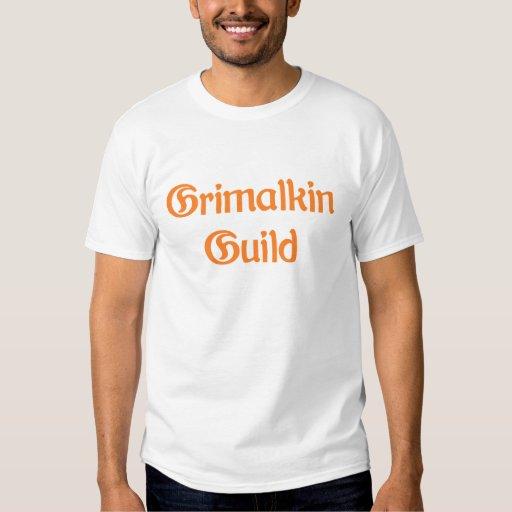 Grimalkin Guild Tee Shirts