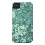 Grime green iPhone 4 cover