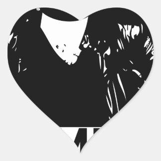 Grime Lab Vandals Heart Sticker