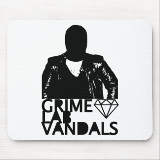 Grime Lab Vandals Mouse Pad