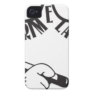 Grime Lab Writer Case-Mate iPhone 4 Case