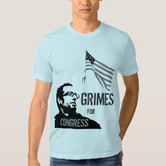 Grimes for Congress Campaign Shirt