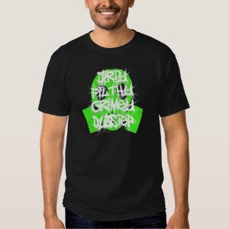Grimey asqueroso sucio Dubstep Camisas