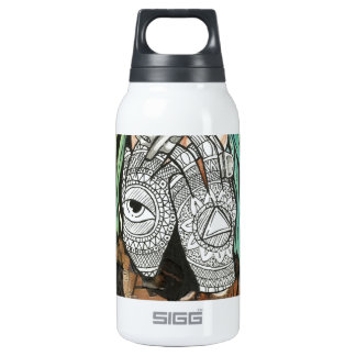 Grimey Insulated Water Bottle