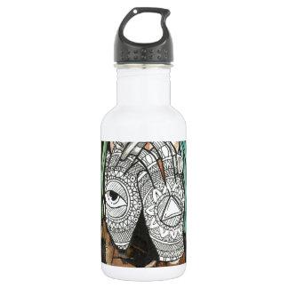 Grimey Stainless Steel Water Bottle