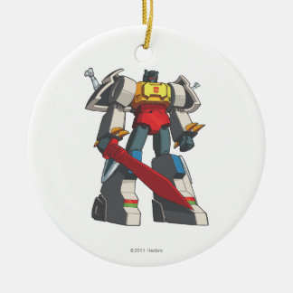 Grimlock 1 ceramic ornament