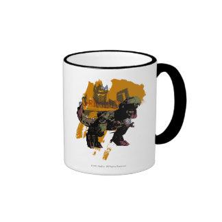 Grimlock - 2 taza a dos colores